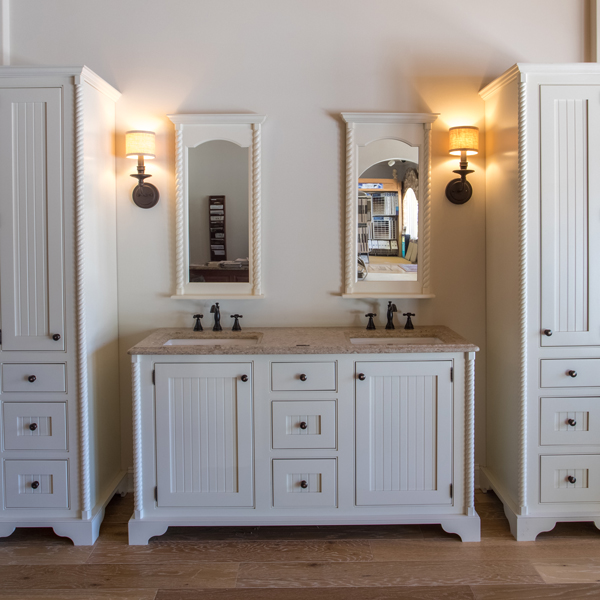 St. Simons Island Showroom - cabinetry